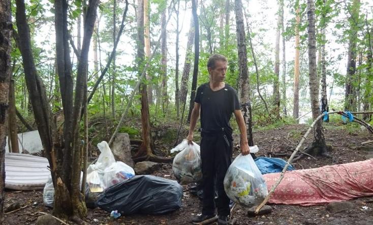 Søppelplukk oppsummert